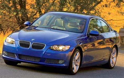 2008 bmw 335i reliability used 2010 bmw 3 series coupe consumer reviews edmunds