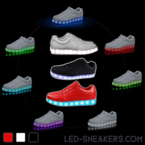 Shoes Led chaussures led lumineuses led sneakers