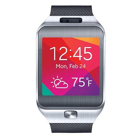 Smartwatch Samsung Gear 2 Samsung Gear 2 Smartwatch Charcoal Black Sm R3800vsaxar B H