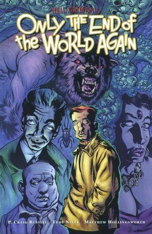 only the end of the world again by neil gaiman reviews