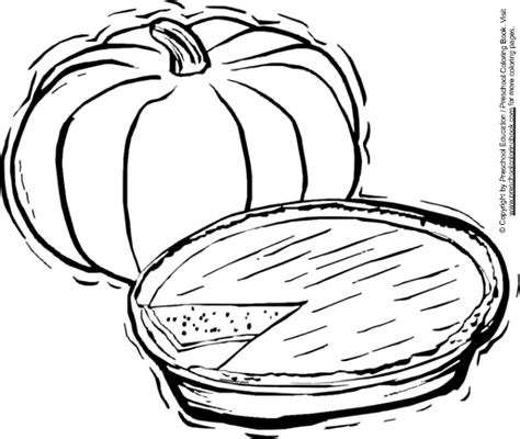 free coloring pages of piece of pie