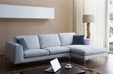 white fabric sectional off white fabric sectional sofa nj blanca fabric