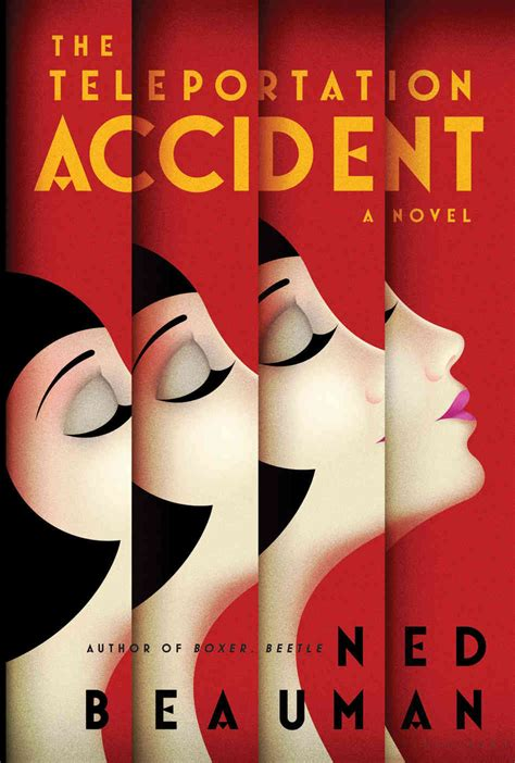 best book cover layout design 2011 book review the teleportation accident by ned beauman npr