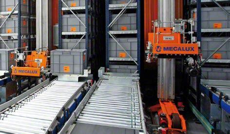 automated warehouses  boxes automated warehouses wwwmecaluxcomau