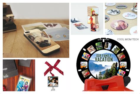 unique photo gifts 14 cool custom photo gifts for everyone on your holiday