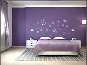 Bedroom Color Schemes Purple Best Way To Decorate A Bedroom With Purple