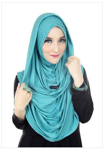 Jilbab Instan Yang Lagi Hits contoh model trend model modern yang lagi hits