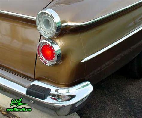 tail light & fin of a 1962 dodge dart station wagen | 1962