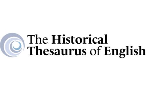 supplement thesaurus the historical thesaurus of eadh the european