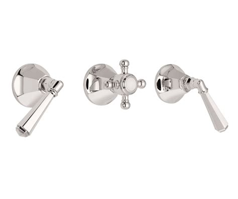 Three Handle Tub And Shower Faucet by Monterey 3 Handle Tub And Shower Trim Only To 4603l