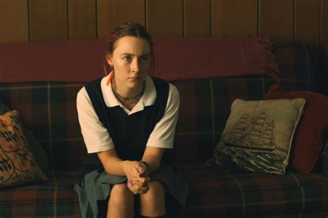 new movies releases lady bird by saoirse ronan and odeya rush lady bird saoirse ronan in first look images ew com