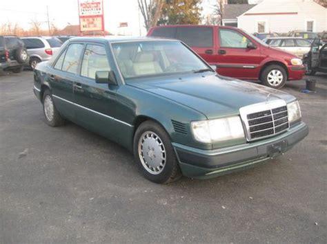 purchase used 1992 mercedes benz 300d diesel 2 5 sedan 4 door 2 5l a nice car to keep in amelia