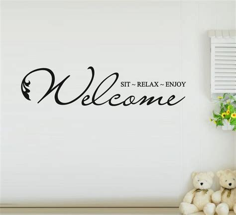 new home quotes and sayings quotesgram wall decal quote interior design ideas