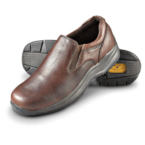deer stag shoes s deer stags 174 path slip on shoes brown 165102