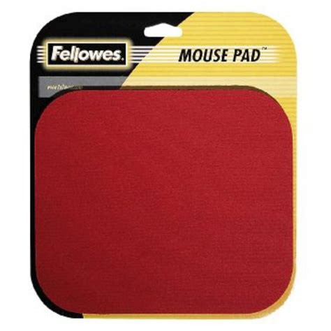 Mouse Pad Standard fellowes standard mouse mat staples 174
