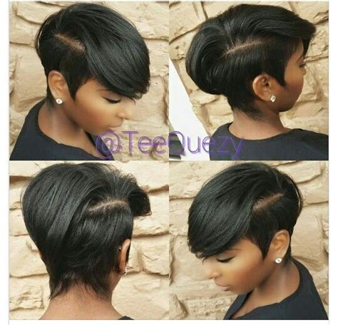 low maintenance hairstyles for black women with relaxed hair low maintenance short cut long hair pinterest short