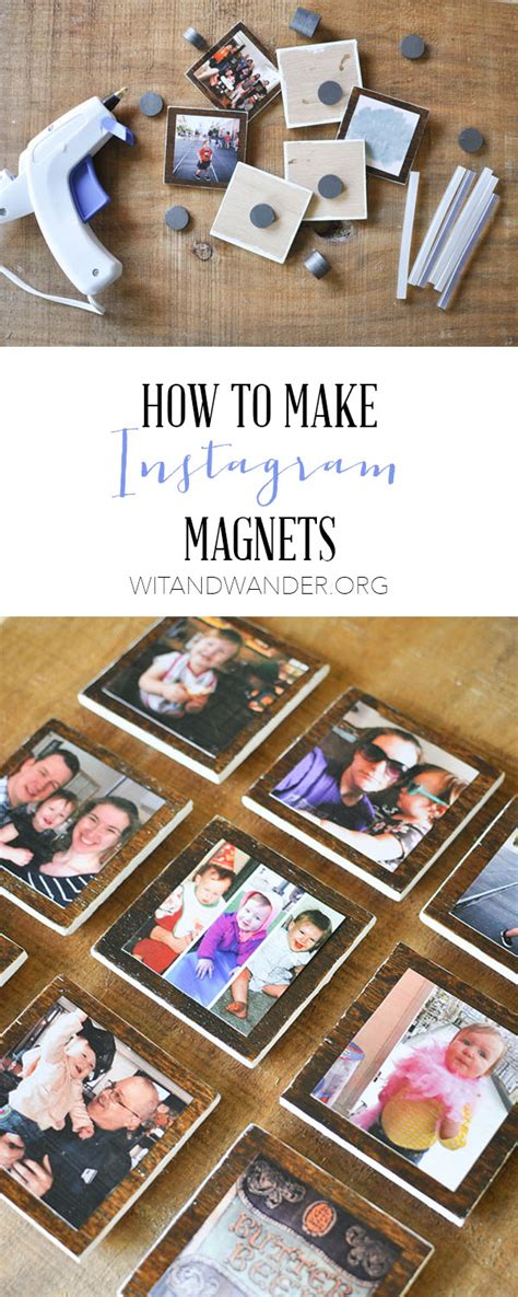 diy instagram diy instagram magnets our handcrafted