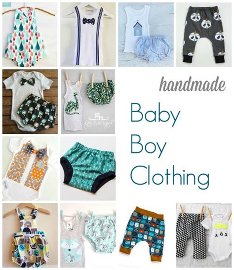 Handmade Boy Clothes - all about baby handmade clothing for baby boys