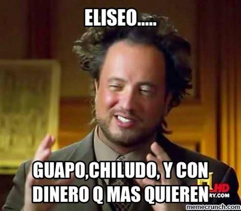 Meme Image - eliseo