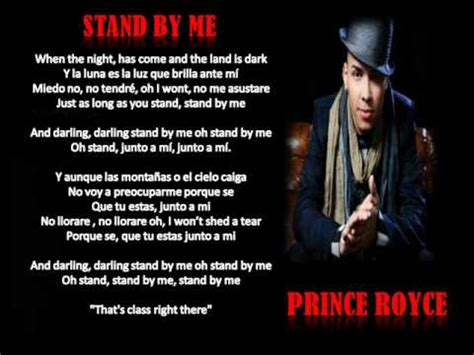 Prince Royce Stand by Prince Royce Stand By Me Youtube
