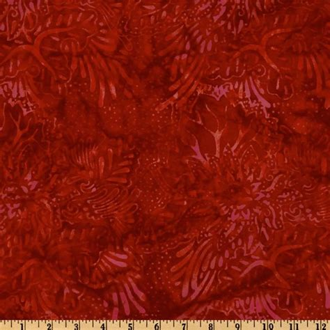 extra wide 108 inch quilters batik fabric by the yard 100 108 wide tonga batik quilt backing red cer fabrics