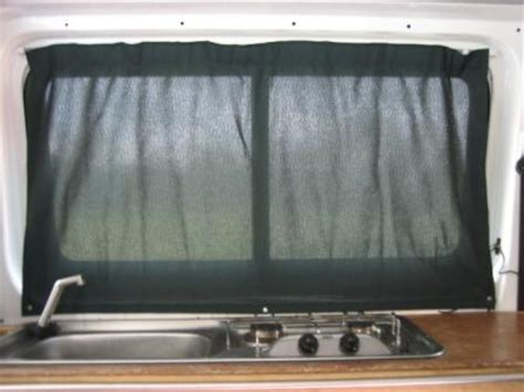 van window curtains cervan curtains cervan conversion
