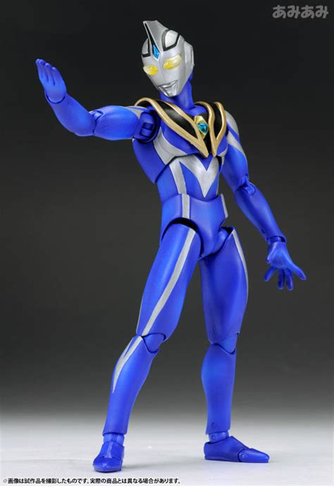 film ultraman gaia and agul amiami character hobby shop ultra act ultraman