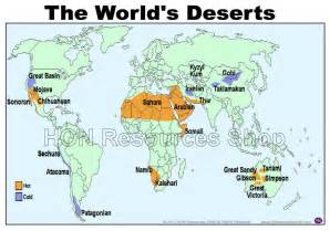 Desert World Map by Cold Deserts Of The World Www Imgarcade Com Online