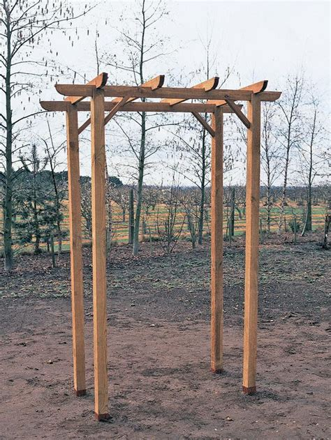 diy trellis arbor how to build an arbor with a bench how tos diy