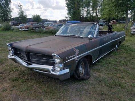 1963 Pontiac For Sale by 1963 Pontiac Black For Sale Pontiac