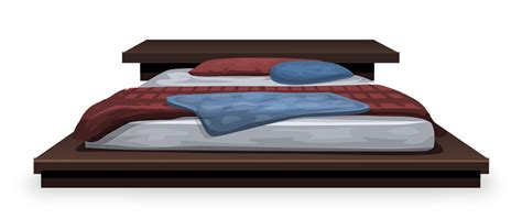 Clip Bed by Free To Use Domain Bed Clip