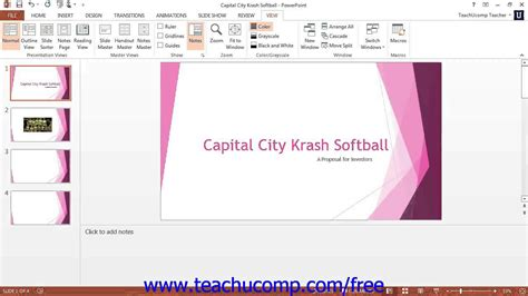 youtube tutorial on powerpoint powerpoint 2013 tutorial slide sorter view microsoft