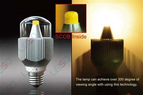 Lu Visalux Led Ls 15w E27 Ww leiso introduces ls ba606 stereoscopic cob scob light source replacement bulb led