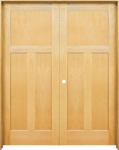 prehung maple interior doors mastercraft maple flat mission 3 pnl int prehung
