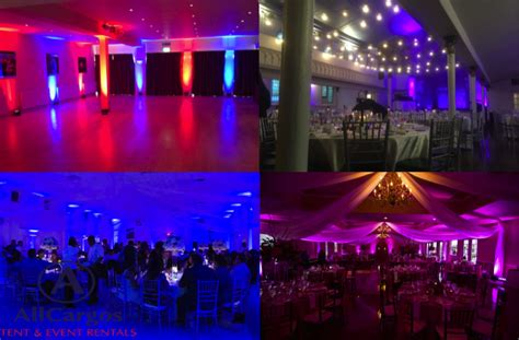 Up Lighting Rental by Allcargos Tent Event Rentals Inc Wall Wash Bar Led Up
