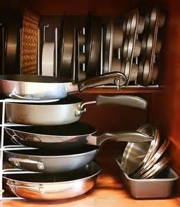 Kitchen Storage Ideas For Pots And Pans Cool Kitchen Pots And Pans Storage Ideas Kitchen Ideas