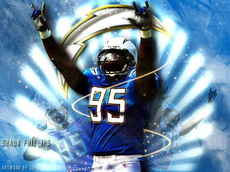 shawn chargers phillips shaun san diego chargers wallpaper