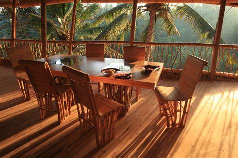 design community indonesia bamboo houses shape ibuku s green village community in