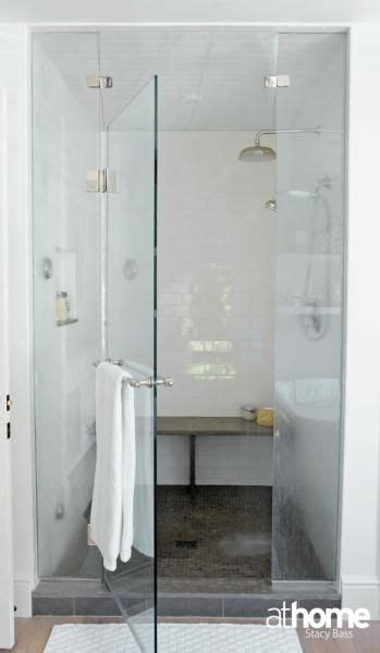 glass shower with bench glass showers showers and shower benches on pinterest