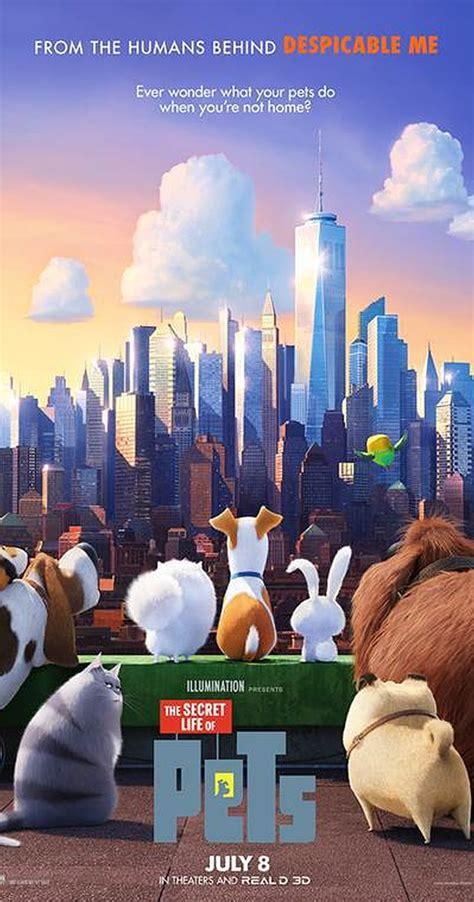 pet 2016 imdb the secret life of pets 2016 imdb