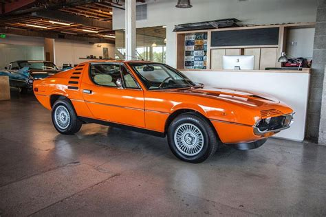 alfa romeo montreal 1972 alfa romeo montreal for sale 1837361 hemmings
