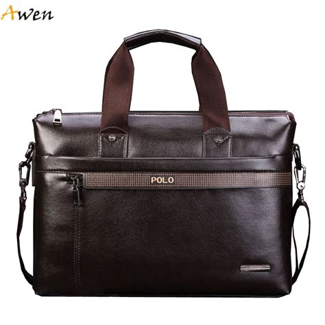 Tas Kerja Pria Brand Everbest Leather Laptop Bag Office New Ori Barry awen free shipping sell new arrival luxury designer