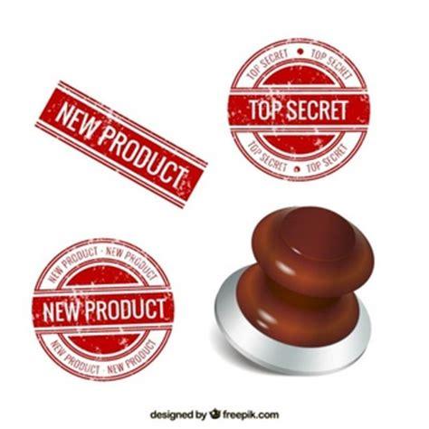 rubber st software free identificatiekaarten stellen vector gratis