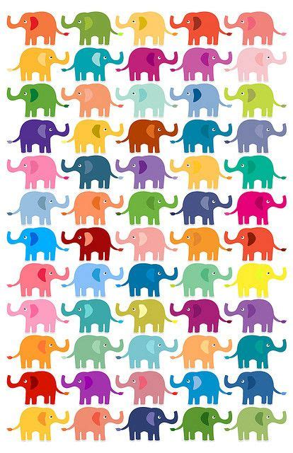 elephant pattern iphone wallpaper pin by la sonzo on foto e disegni pinterest fonds d