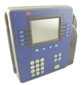 adp 4500 proximity badge time clock 8602800 803
