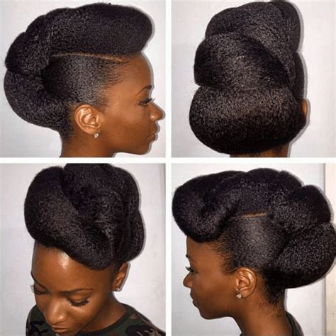 easy maintenance hairstyles for black women 2605 best images about natty hair care community group
