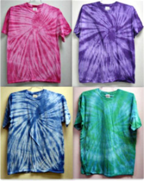 228 one color tie dye t shirts s s 42 00 doz 2 doz