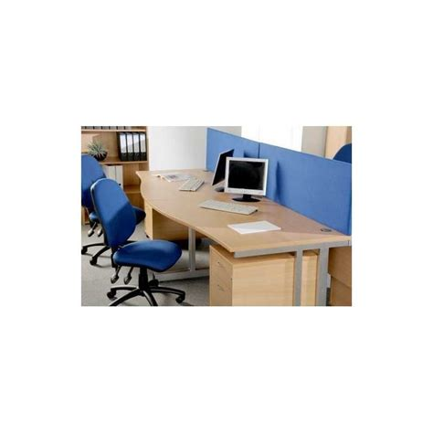 Free Office Desks Momento Wave Desks With A Cantilever Frame