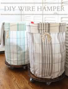 Ideas Design For Laundry Baskets On Wheels The Picket Fence Projects Airing Our Laundry And Diy Her