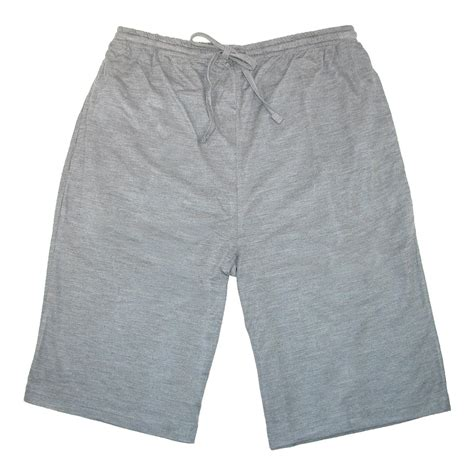 knit sleep shorts mens knit mens sleep shorts with pockets by ten west
